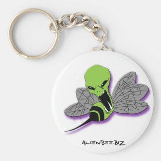 Alien Bee Keychain #2