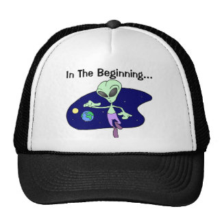 Alien Beginning Cap