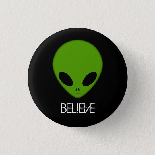Alien Believe button