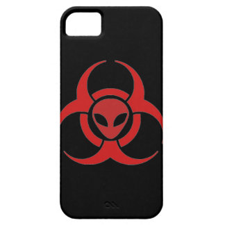 Alien Biohazard iPhone 5 Case