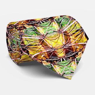 Alien Cactus Men's Tie