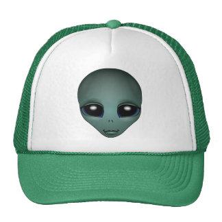 Alien Caps Gifts Alien Trucker Hat & E.T. Keepsake