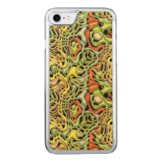Alien Carved iPhone 8/7 Case