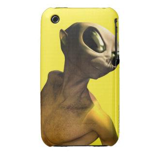 Alien Case-Mate iPhone 3 Case