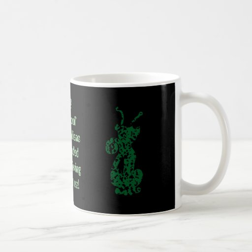 Alien Cats Coffee Mug