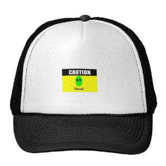 Alien Caution Hats