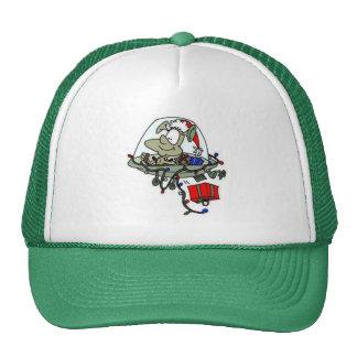 Alien Christmas Hat