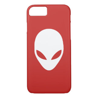 Alien Creature Face Phone Case