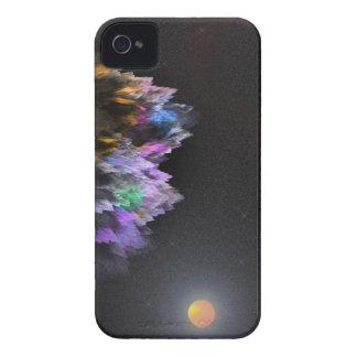 Alien Crystal Mountain Case-Mate iPhone 4 Case