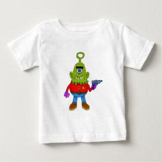 Alien Cyclops Beasty Baby T-Shirt