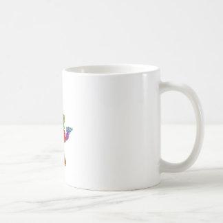 Alien Cyclops Beasty Basic White Mug