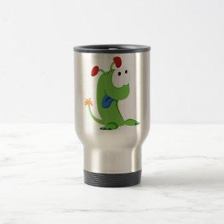 Alien D Travel Mug