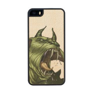 Alien Dog Monster Warrior by Al Rio iPhone 6 Plus Case