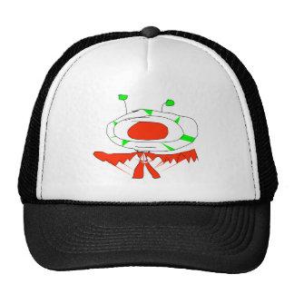 alien dude cap