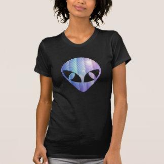 Alien Encounter Ladies T-Shirt