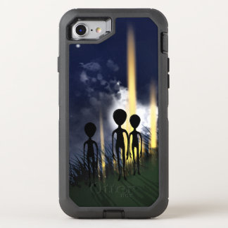 Alien Encounter OtterBox Defender iPhone 8/7 Case