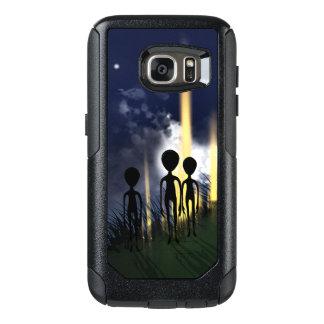 Alien Encounter OtterBox Samsung Galaxy S7 Case