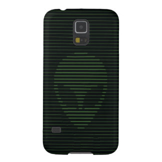 Alien face galaxy s5 cover