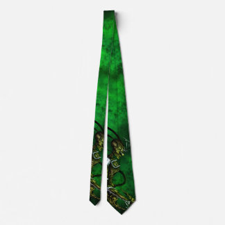 Alien Father Tie