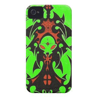Alien for blackberry bold iPhone 4 cases