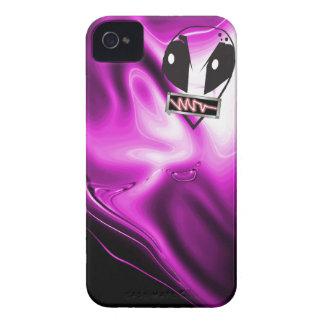 Alien Fuchsia Case-Mate iPhone 4 Cases