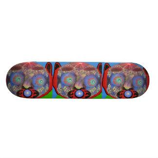 Alien Fun Skateboard
