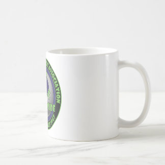 ALIEN GALAXY #1 CLASSIC WHITE COFFEE MUG