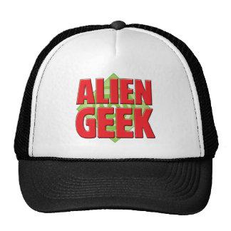 Alien Geek v2 Mesh Hat