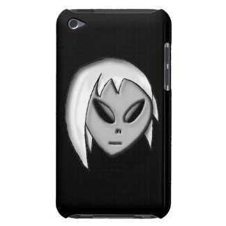 Alien Girl I Pod Touch Case iPod Touch Cover