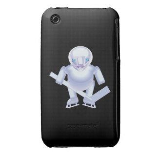 Alien Goalie iPhone 3 Covers
