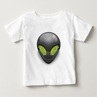 Alien Gray Design#2 Baby T-Shirt