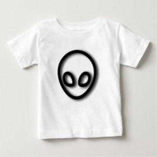 Alien Gray Design Baby T-Shirt