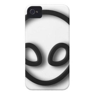 Alien Gray Design Case-Mate iPhone 4 Case