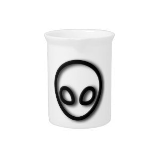 Alien Gray Design Pitcher