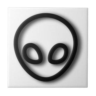 Alien Gray Design Tile