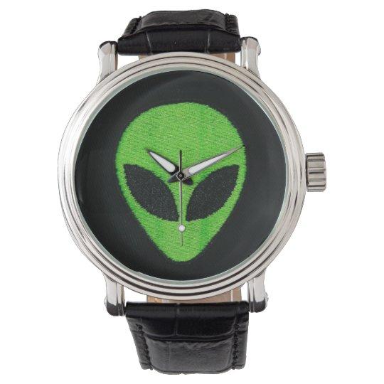 Alien (green) Watches