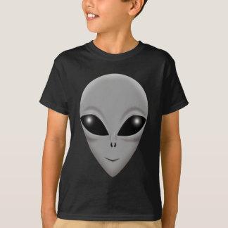 Alien Grey T-Shirt