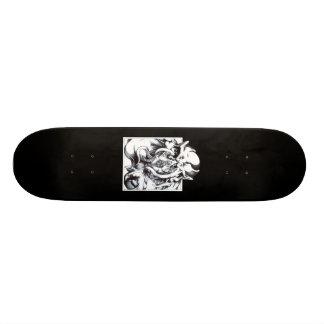 Alien Grin Skate Board Deck