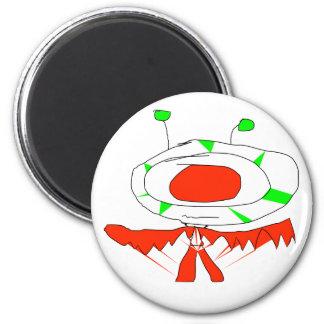 alien guy magnet