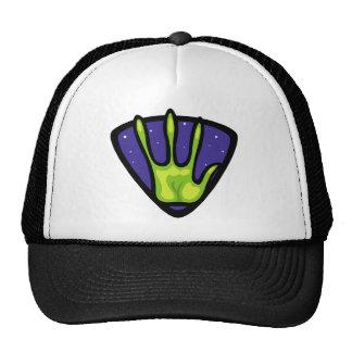 Alien Hand Print Cap