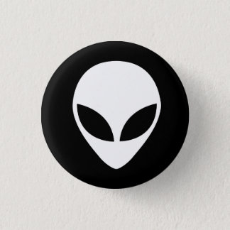 Alien Head Button