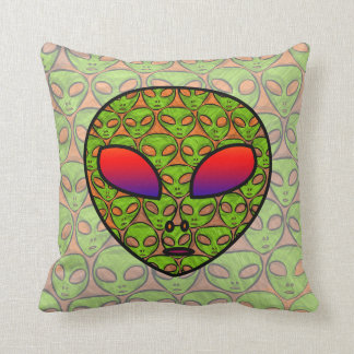 ALIEN HEAD CUSHION