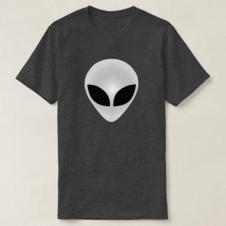 Alien Head Dark T-Shirt