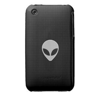 Alien Head iPhone 3 Cover