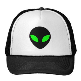Alien Head Mesh Hats