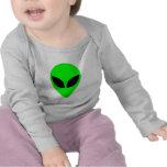 Alien Head Tees