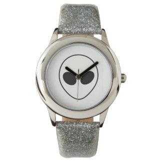 Alien Head Watch