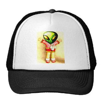 alien hugs cap