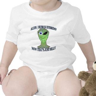 Alien Human Hybrid Bodysuit