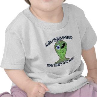 Alien Human Hybrid Shirt